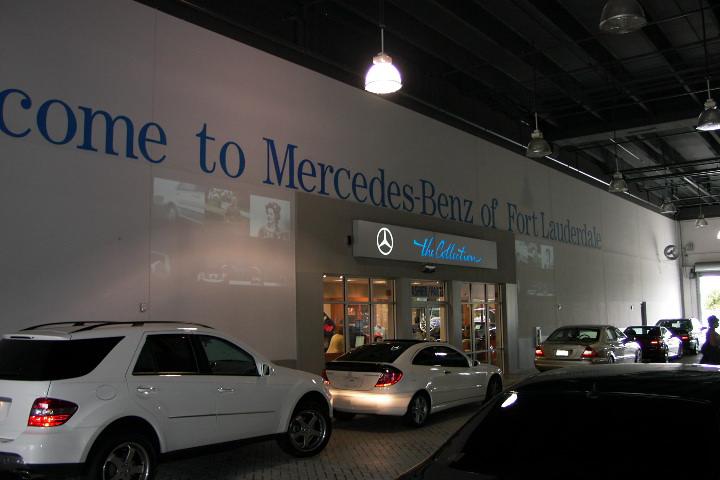 MERCEDES BENZ, FORT LAUDERDALE